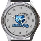 Broadbridge Heath FC Round Metal Watch