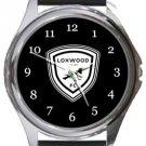Loxwood FC Round Metal Watch