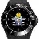 Eastbourne United Association FC Plastic Sport Watch In Black
