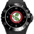 Beckenham Town FC Plastic Sport Watch In Black