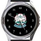 Corinthian Kent FC Round Metal Watch