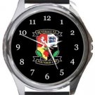 Rusthall FC Round Metal Watch