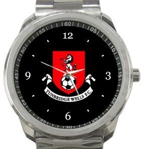 Tunbridge Wells FC Sport Metal Watch