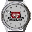 AFC Croydon Athletic Round Metal Watch