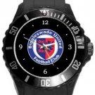 Biggleswade United FC Plastic Sport Watch In Black