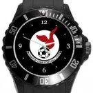 Leighton Town FC Plastic Sport Watch In Black