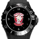 Wembley FC Plastic Sport Watch In Black
