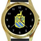 Harpenden Town FC Gold Metal Watch
