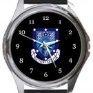 Rugby Town FC Round Metal Watch