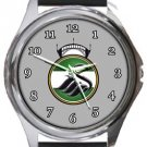 Newport Pagnell Town FC Round Metal Watch