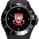 Sholing FC Plastic Sport Watch In Black