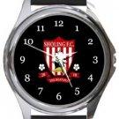 Sholing FC Round Metal Watch