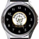 Horndean FC Round Metal Watch