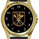 Tadley Calleva FC Gold Metal Watch