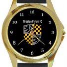 Alresford Town FC Gold Metal Watch