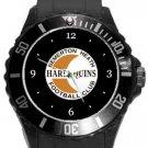 Bemerton Heath FC Plastic Sport Watch In Black
