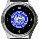 Christchurch FC Round Metal Watch
