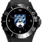 Shaftesbury Town FC Plastic Sport Watch In Black