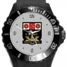 Fareham Town FC Plastic Sport Watch In Black