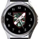 Willand Rovers FC Round Metal Watch