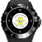 Plymouth Parkway FC Plastic Sport Watch In Black