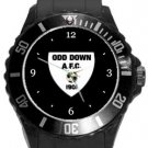 Odd Down AFC Plastic Sport Watch In Black