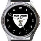Odd Down AFC Round Metal Watch