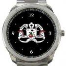 Roman Glass St George FC Sport Metal Watch