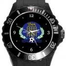 Chipping Sodbury Town FC Plastic Sport Watch In Black