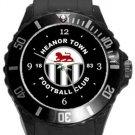 Heanor Town FC Plastic Sport Watch In Black