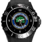 Sherwood Colliery FC Plastic Sport Watch In Black