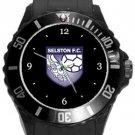 Selston FC Plastic Sport Watch In Black