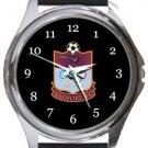Radford FC Round Metal Watch