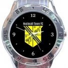 Hucknall Town FC Plastic Sport Watch In Black