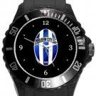 Malvern City FC Plastic Sport Watch In Black