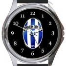 Malvern City FC Round Metal Watch