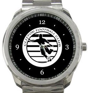 Clifton FC Sport Metal Watch