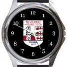 Teversal FC Round Metal Watch