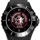 Borrowash Victoria FC Plastic Sport Watch In Black