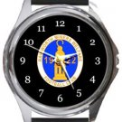 Rainworth Miners Welfare FC Round Metal Watch