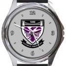 Clifton St Vincent AFC Round Metal Watch