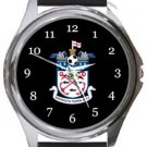 Exmouth Town FC Round Metal Watch