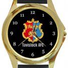 Tavistock AFC Gold Metal Watch