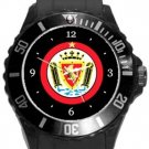 Saltash United FC Plastic Sport Watch In Black