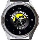 AFC Hinksey Round Metal Watch