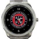 Cullompton Rangers AFC Sport Metal Watch