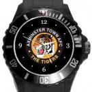 Axminster Town AFC Plastic Sport Watch In Black