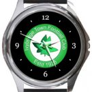 Ivybridge Town FC Round Metal Watch