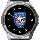 Witheridge FC Round Metal Watch