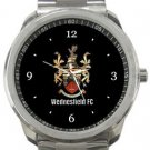 Wednesfield FC Sport Metal Watch